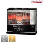 ショッピングトヨトミ トヨトミ 石油ストーブ RS-W30F (木目/コンクリート11畳/木造8畳)