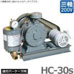 東浜 ロータリーブロアー HC-30s (3相200V0.4kWモーター付き/全カバー型) [浄化槽 ブロアー ブロワー][r21][返品不可][s4-999]