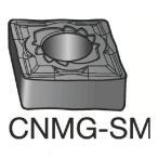 サンドビック T-Max P 旋削用ネガ・チップ CNMG190616SMR ×10個セット