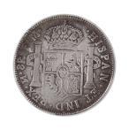 【2点セット】 1776年 スペイン領 メキシコ カルロス3世 銀貨 レプリカ & 酉年 記念メダル 【送料無料】ctr-e80