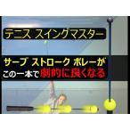 【テニス スイングマスター】サーブ練習 ストローク練習 ボレー練習  室内練習 プロネーション