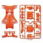 ミニ四駆 タミヤ 95509 FM-A蛍光カラーシャーシセット (オレンジ)