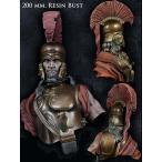 古代スパルタ王 レオニダス1世 テルモピュライの戦い 紀元前480年 LEONIDAS, THERMOPYLAE 480 bC.  200mmバスト