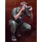現用アメリカ軍 戦場カメラマン ベトナム   US Photographer NAM 1/35