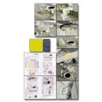現用イスラエル軍 メルカバ3D戦車 ビジョンブロック マスキング用マスク(メンモデル用)   MERKAVA 3D Vision Block Masks (fits Meng kits)  1/35