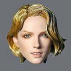 Head W-08 1/6女性素体用ヘッド【セール対象外】