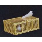 アメリカ軍  伝書鳩セット(鳩3羽入) レジン/エッチング  U.S. pigeons of war PE/resin set  1/35