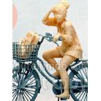 女子高生フィギュア※自転車は付属しません。  Japanese Kawaii highschool girls *Bicycle is not included.  1/20【セール対象外】