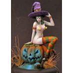 ハロウィンの魔女 Helloween Witch  54mm