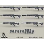 現用アメリカ軍ほか MR556付きヘッケラー&コッホHK416モジュール式自動小銃 長&短銃身 レディマグ&消音器付き/なし  1/35