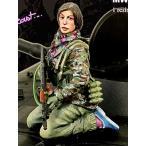 現用シリア軍/自由シリア軍 戦車/AFV搭乗兵 #10(女性兵士)  SYRIA TANK RIDER 10  1/35