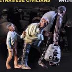 ベトナムの民間人セット #2(3体入)   Vietnamese civilians (set 2)   1/35