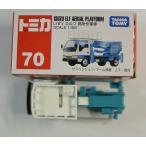 トミカ いすゞエルフ 高所作業車 (サック箱) 070 G729