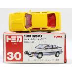 【USED】トミカ 日本製 30 ホンダ クイント インテグラ  車軸ゆがみ240001009066
