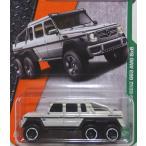 マッチボックス ミニカー  MERCEDES-BENZ G63 AMG 6×6  メルセデスベンツ G63 AMG 6×6