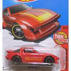 ホットウィール ミニカー Kマート限定カラー MAZDA