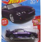 ホットウィール ミニカー NISSAN SKYLINE GT-R R33