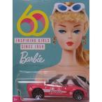 [訳アリ]  カード傷み大・ブリスター割れなどありホットウィール ミニカー  Hot wheels  Barbie 60th   '14 CORVETTE STINGRAY コルベット