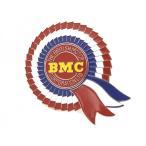 BMCグリルバッジ(シルバー)