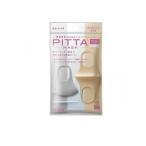 ピッタ・マスク スモール シック PITTA MASK SMALL CHIC 3枚(3色入) ポリウレタン 耳 痛くなりにくい 通気性が良い 洗える メガネ 曇りにくい (1個)