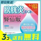 1個あたり1820円 腎仙散(ジンセンサン) 21包 3個セット  第2類医薬品 プレミアム会員はポイント24倍