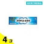 指定第二類医薬品 1個あたり909円 プリザエース軟膏 15g 4個セット