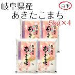 新米 令和元年産 米 お米 白米 20kg あきたこまち 岐阜県産 5kg×4袋 送料無料
