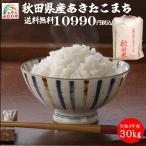 令和2年産 秋田県産あきたこまち 30kg 玄米 うまい米 米専門 みのりや  ポイント消化 送料無料