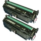 トナーカートリッジ323 マゼンタリサイクル2本セット(LBP7700C)(キヤノン)