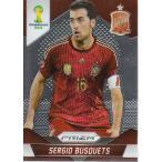 14 PANINI PRIZM WORLD CUP レギュラーカード #174 Sergio Busquets ブスケツ