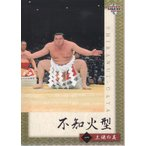 15BBM 大相撲カード粋 #53 不知火型 白鵬