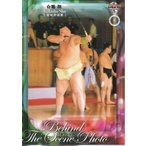 16BBM大相撲カード #80 オフショット 白鵬