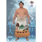17BBM大相撲カード 魂 #20 遠藤聖大