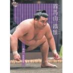 21BBM 大相撲カード #10 霧馬山 鐵雄 前頭