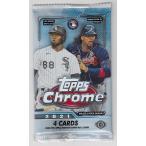 MLBLパック 2021 TOPPS CHROME HOBBY 1パック