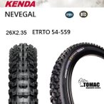 KENDA NEVEGAL STICK-E 26X2.35 ケンダ ネベガル ジョン・トマック シグネチャー タイヤ サイクル自転車パーツ\タイヤ/