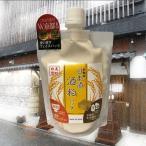 ショッピングパック 日本酒と酒粕パック 洗い流すフェイスパック 170g 【全国一律送料無料】【時間指定不可 ポスト投函】
