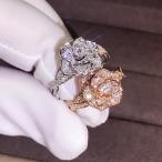 指輪、リング、定番商品1020、サイズ:9〜22号、女性指輪、薔薇リング、キラキラ、見本、長持ち、目立ち、存在感、個性的、訳あり