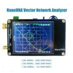 アマチュア無線 NANOVNA ベクトル ネットワーク アナライザ 50 125khz の-300 デジタル タッチスクリーン 短波 HF VHF UHF アンテナ ? アナライザ立ち波
