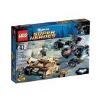 レゴ スーパーヒーローズ 76001 バットマン vs ベイン : タンブラー・チェイス