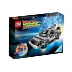 レゴ クーソー 21103 デロリアン・タイムマシン #004