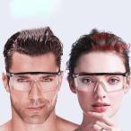 ゴーグル ウイルスカット メガネ 飛沫 感染対策 男女兼用 軽量 通勤 コロナ 感染予防 対策 電車 ウイルス 飛沫予防 ウイルス 感染予防 眼鏡 感染