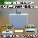 No.2 iPhone 30ピンをライトニング端子に変換するアダプター