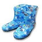 M78ウルトラマン レインシューズ★かわいい長靴 ブーツ【●傘と水玉●〇●ベネリック】《ウルトラマンショップ限定》