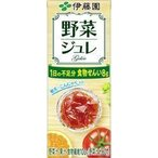伊藤園 野菜ジュレ 紙パック200ml×24本