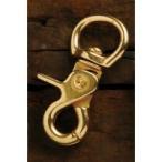クラフト社 レザークラフト用金具 真鍮ナスカン 3個セット 1553