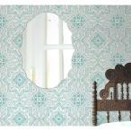 ショッピング壁掛け 壁掛け鏡 壁掛けミラー ウォールミラー 姿見 姿見鏡 クリスタルミラー シリーズ(クレスト):スーパークリアーミラー(超透明鏡) シンプルタイプ