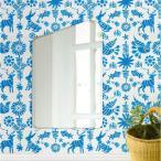 ショッピング壁掛け 壁掛け鏡 壁掛けミラー ウォールミラー 姿見 姿見鏡 クリスタルミラー シリーズ(アイスバーグ):スーパークリアーミラー(超透明鏡) クリスタルカットタイプ
