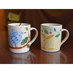 mug for all(マグフォーオール) -MUG WITH FRIENDS- シリンダーマグペアセット バード&ラビット