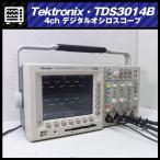 Tektronix TDS3014B・4ch デジタルフォスファオシロスコープ 100MHz